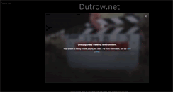 Preview of dutrow.net